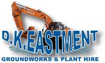 D.K.Eastment Logo
